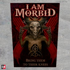 Нашивка на спину - I Am Morbid - Bring The To Their Knees