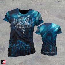 Полностью запечатанная футболка - Dark Funeral - The Secrets Of The Black Arts