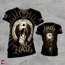 Полностью запечатанная футболка - Hate - Solarflesh