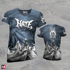 Полностью запечатанная футболка - Hate - Veles