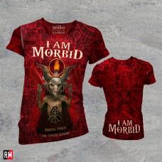 Полностью запечатанная футболка - I Am Morbid