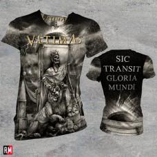 Полностью запечатанная футболка - Vltimas - Sic Transit Gloria Mundi