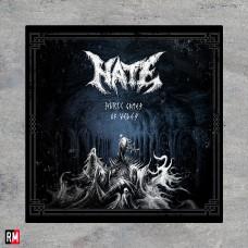 Печатная нашивка - Hate - Album cover