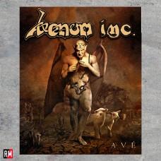 Печатная нашивка - Venom Inc - Album cover