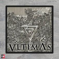 Печатная нашивка - Vltimas - Album cover